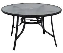 Patio Furniture Glass Table Patio Restaurant As Walmart Patio Furniture With Fancy Round Glass