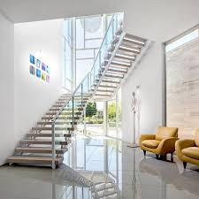 Stairs Designs by Modern And Exquisite Floating Staircase Designs