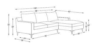 sofa depth average depth of sectional sofa www napma net