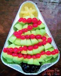 Foods For Christmas Party - o honeydew o honeydew thy fruit i am arranging fruit christmas