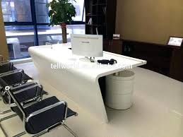 Dwell Office Desk White Executive Office Desk Chairs With Drawers Modern Table Dwell
