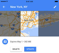 Offline Map How To Download Areas In Google Maps For Offline Use