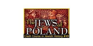 Professor Fined 1 500 For Anti Semitic And History Crash Course 49 The Jews Of Poland Ken Spiro
