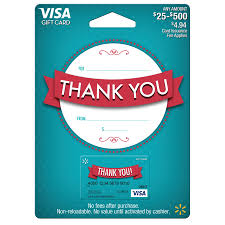 gift cards with no fees thank you walmart visa gift card walmart