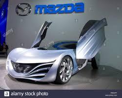 mazda motor futuristic mazda taiki concept sports car at tokyo motor show