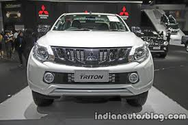 mitsubishi triton 2018 mitsubishi triton athlete to debut at thai motor expo on november 30