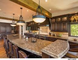 High End Kitchen Island Lighting 34 Fantastic Kitchen Islands With Sinks