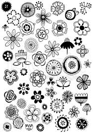 Flower Drawings Black And White - best 25 black and white sketches ideas on pinterest black and