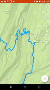 Mt Hood Trail Map Mt Hood Timberline Trail Trip Report Including The New Eliott