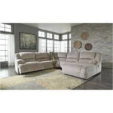 zero wall clearance reclining sofa 5670340 ashley furniture toletta granite laf zero wall recliner