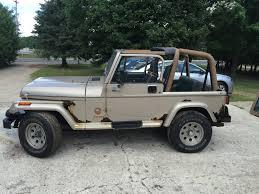 jeep wrangler jacked up my view 94 jeep wrangler yj restoration