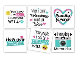 family quotes 12 machine embroidery designs