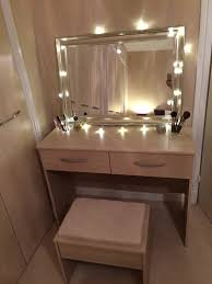 fairy light dressing table on a budget dressing table argos
