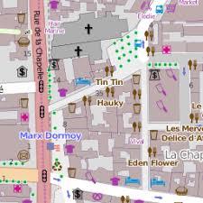bureau de poste bichat bureau de poste marx dormoy 18e arrondissement