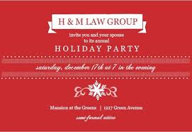 Free Christmas Party Invitation Wording - annual christmas party invitation wording cogimbo us