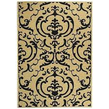 Le Poeme Indoor Outdoor Rug This Contemporary Indoor Outdoor Area Rug Enhances A Variety Of