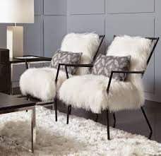 white fur is as cozy and chic as it gets fur throws are the perfect accessory to winterize your home adding a layer of warmth style and luxury to any