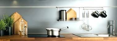 barre ustensiles cuisine barre de credence sans percer tringle de cuisine barre barre