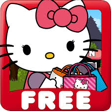 hello kitty halloween dress up images