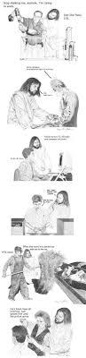 Jesus Drawing Meme - knock it off jesus the meta picture