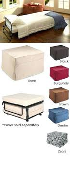Pull Out Ottoman Bed Marvelous Bed Ottoman Taptotrip Me