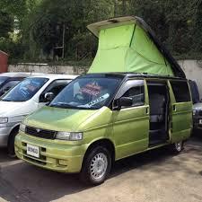 mazda new van funky stunning colour mazda bongo 2 5 td 4wd day mpv surf bus