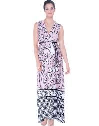 olian maternity pink floral maternity maxi dress