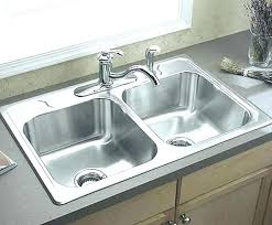 lowes double kitchen sink lowes undermount kitchen sink plus cast iron kitchen sinks home