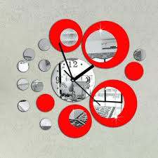 pendule originale pour cuisine horloge cuisine deco chambre adulte avec pendule de cuisine