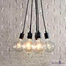 Hanging Light Bulb Pendant Edison Bulb Pendant Light Fixture Amazing Of Multi Bulb Ceiling