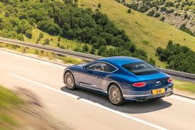 gentleman u0027s express v2 0 2018 bentley continental gt revealed by