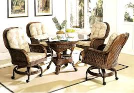 High Top Patio Dining Set Great Ideas Wicker Dining Chairs Simply Design