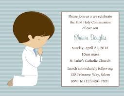 communion invitations for boys communion invitation boy digital file boys