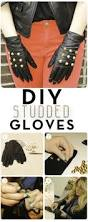 16 diy fashion projects with studs and spikes fashionsy com