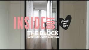 behind the scenes of the block 2017 josh and elyse u0027s winning