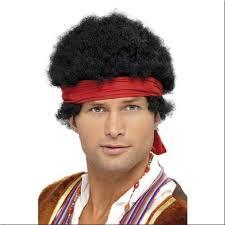 jimi headband jimi 60s rock legend wig headband headbands