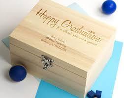graduation memory box graduation gift box etsy