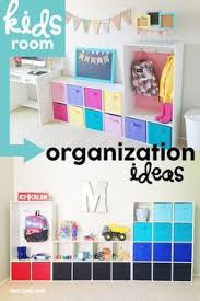 Genius Ideas And Hacks To Organize Your Childs Room - Cute bedroom organization ideas