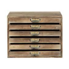 deco campagne chic deco campagne chic chambre 11 range courrier en bois h 39 cm