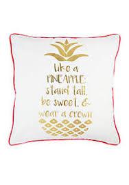 elise u0026 james home pineapple decorative pillow belk