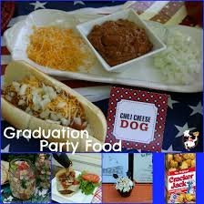 senior graduation party ideas graduation party menu and weekly menu plan pocket change gourmet