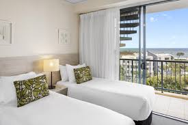 2 Bedroom Penthouse Suite Oaks Seaforth Resort Official Website Sunshine Coast Resorts