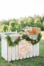 outdoor bar ideas 11 breathtaking outdoor bar ideas for your bridal shower brit co