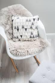 White Rocking Chair Cushion Cushions For Rocking Chairs Nursery Cushions Decoration