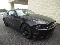 2014 Black Ford Mustang At Paramount Ford New 2014 Ford Mustang V6 Ruby Red Metallic
