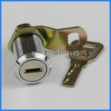 cabinet keyed cam lock 10 pieces 30mm zinc alloy keyed alike flat key cam lock glass