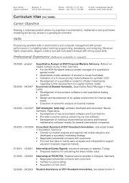 objective in a resume for fresher resume career goal on resume template career goal on resume with images large size