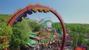 St Louis Six Flags Ticket Prices Fireball Is Bringing The Heat To Six Flags St Louis Business Wire
