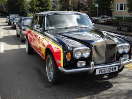 pimped rolls royce best flame car paint jobs aa cars