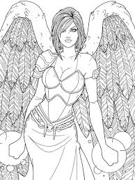 nike ix commission by jamiefayx deviantart angel fantasy myth